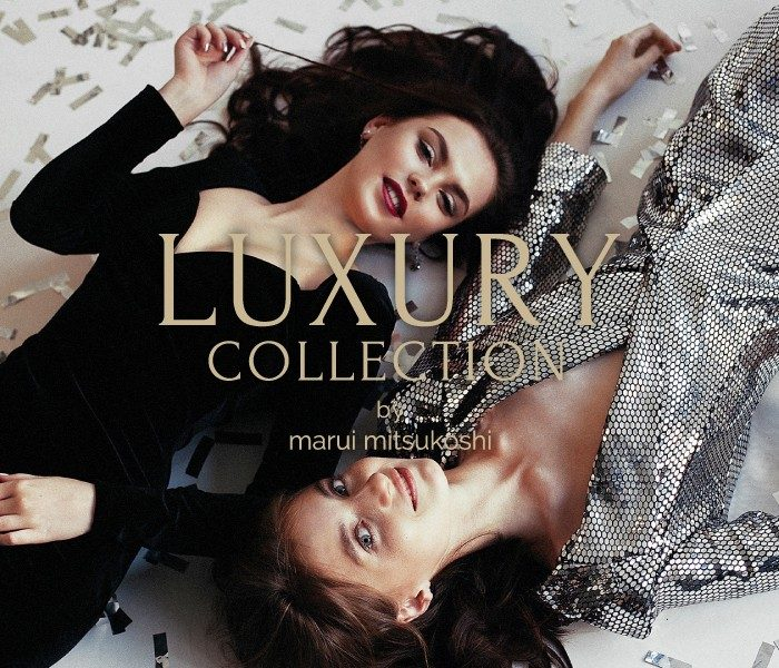 LUXURY COLLECTION BY MARUI MITSUKOSHI